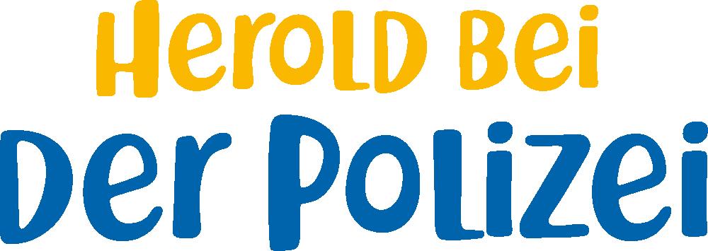 Kindermalbuch «Herold bei der Polizei»